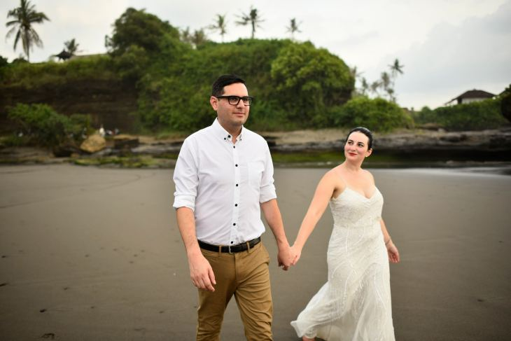 Happy Married Couple, The Lunas by Budy Pratama for Terralogical