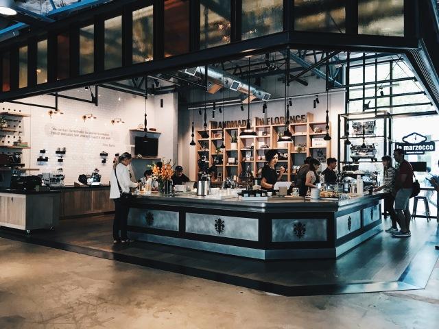 La Marzocco Cafe in Seattle, WA