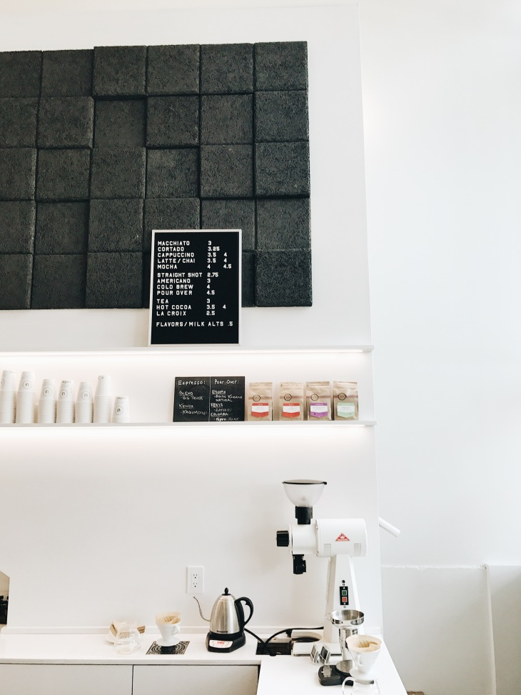 Minimalist Coffee | Union Coffee in Seattle, WA