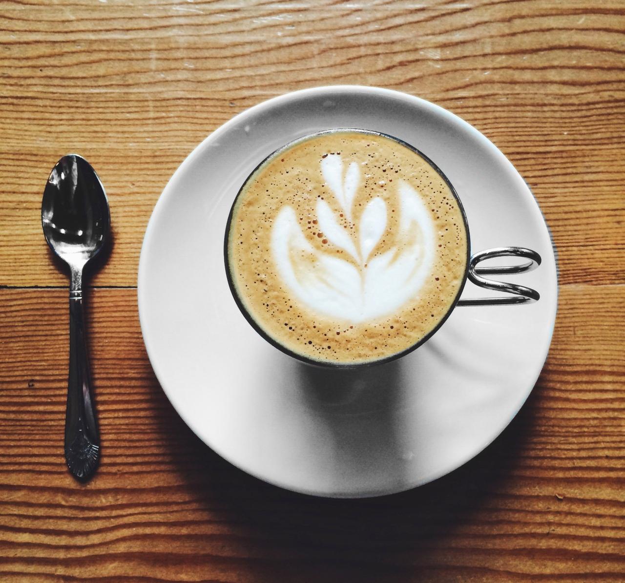 Where To Get Coffee In Seattle | BeccaRisaLuna.com