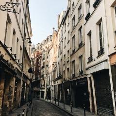 Alley ways full of secrets