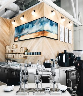 Verve Coffee Roasters | 1010 Fair Ave, Santa Cruz, CA
