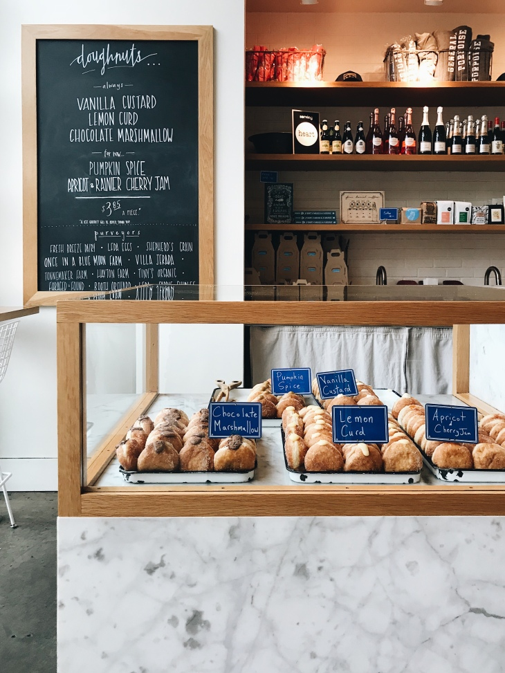 instagram-worthy General Porpoise donuts Seattle | photo by Becca Risa Luna