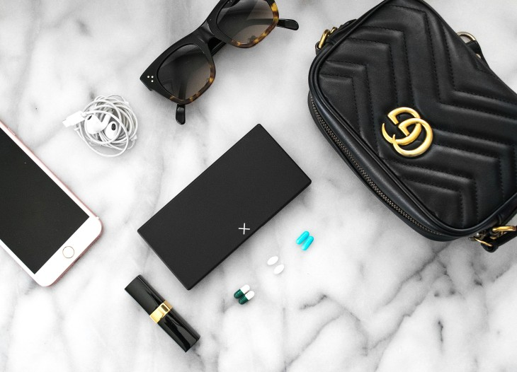 Gucci Marmont What's In My Bag Port and Polish