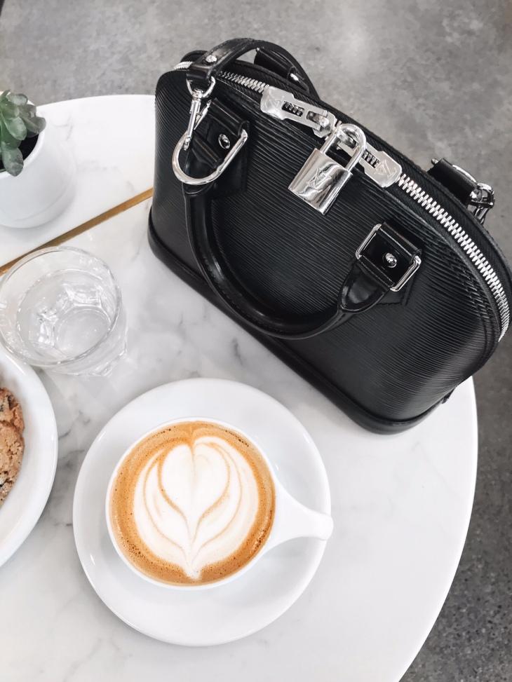 Louis Vuitton Epi Alma BB Bag Review | BeccaRisaLuna.com