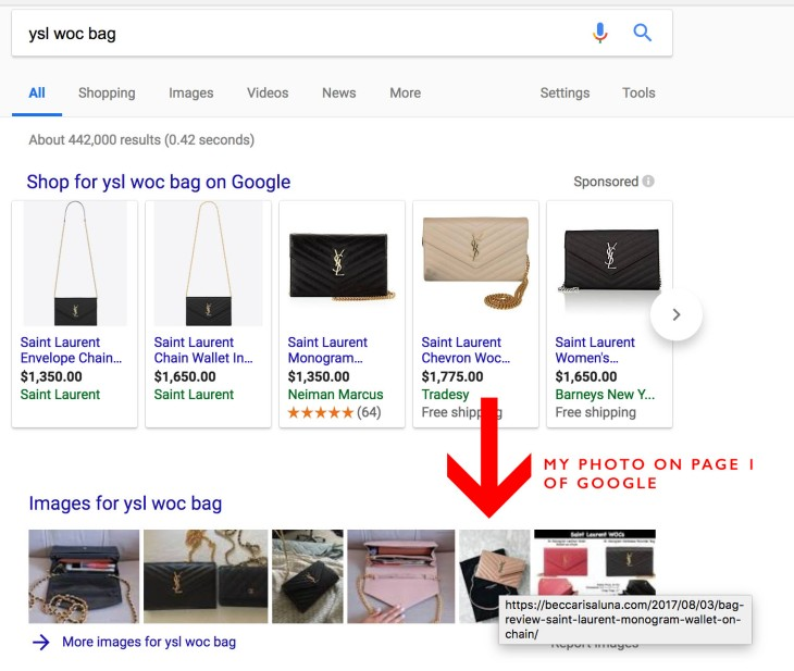 How to show up on page 1 of Google Search