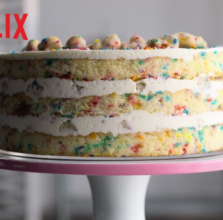 Milk Bar's Birthday Cake from Chef's Table: Pastry on Netflix