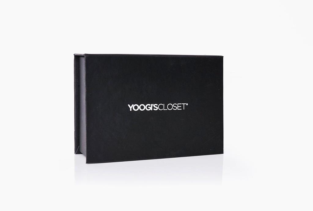 Yoogi's Closet Black Gift Box