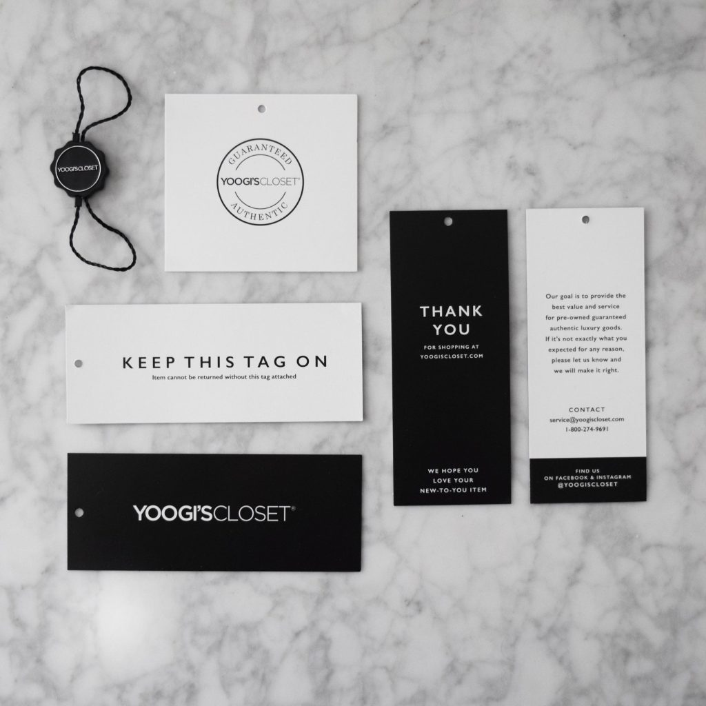 Seattle-Based Yoogi's Closet Retail Branding Design