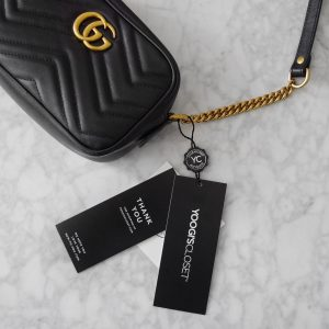 Gucci Marmont from YoogisCloset.com