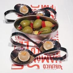 Jaleo's 'Ferran Adrià' liquid olives