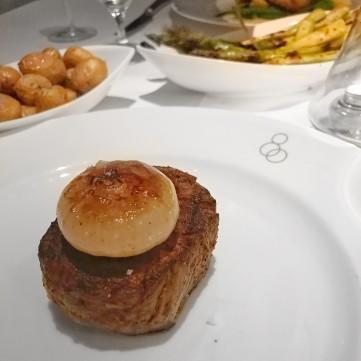 Filet Mignon at Scotch 80 Prime Las Vegas